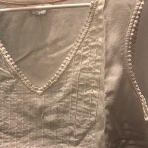 Boden Tops - Boden linen shirt